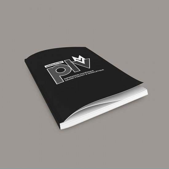 Brochure Dos Carré Collé