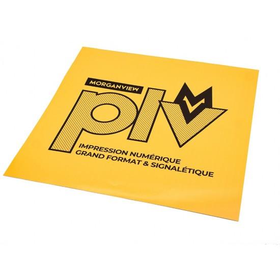 Sticker Adhésif Vinyle